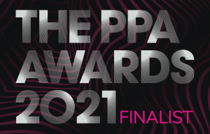The PPA Awards 2021 Finalist Logo